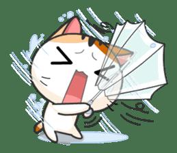 Gojill The Meow 4 sticker #14203683