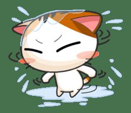 Gojill The Meow 4 sticker #14203685