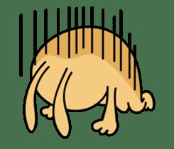 Jiao rabbit sticker #14206812