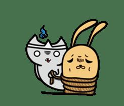 Jiao rabbit sticker #14206844