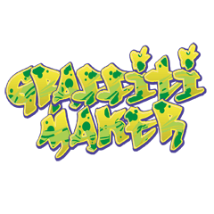 Graffiti Art Stickers