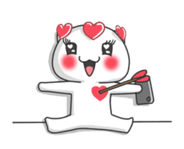 Pusaki Animated4 sticker #14223054