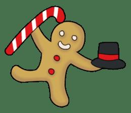 Merry New Year / Happy Christmas sticker #14229854