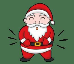 Merry New Year / Happy Christmas sticker #14229858