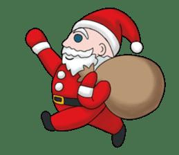 Merry New Year / Happy Christmas sticker #14229859