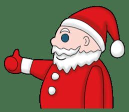 Merry New Year / Happy Christmas sticker #14229861