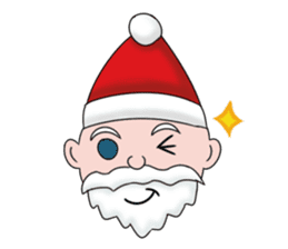 Merry New Year / Happy Christmas sticker #14229878