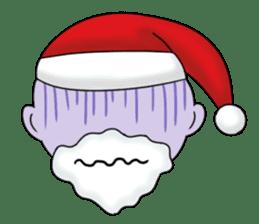 Merry New Year / Happy Christmas sticker #14229879