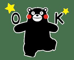 Kumamon Animated Stickers sticker #14244223