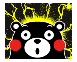 Kumamon Animated Stickers sticker #14244229