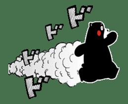 Kumamon Animated Stickers sticker #14244230