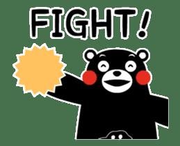 Kumamon Animated Stickers sticker #14244232