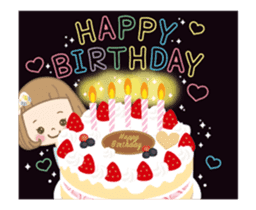 Animation sticker [Congratulations] sticker #14249686