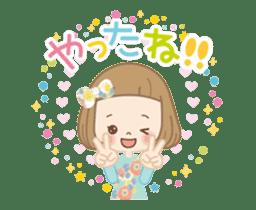 Animation sticker [Congratulations] sticker #14249696