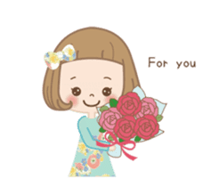 Animation sticker [Congratulations] sticker #14249704