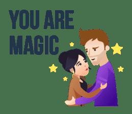 Intimate Us sticker #14250354
