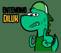 Bajol Ijo Suroboyo sticker #14251888
