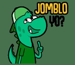 Bajol Ijo Suroboyo sticker #14251892