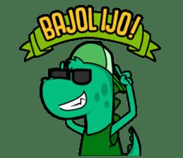 Bajol Ijo Suroboyo sticker #14251900