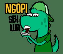 Bajol Ijo Suroboyo sticker #14251903