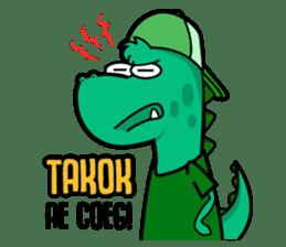 Bajol Ijo Suroboyo sticker #14251914