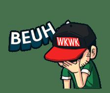 Bro Gaul: Fun Pack (Animated) sticker #14257319