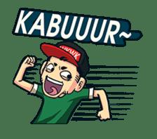 Bro Gaul: Fun Pack (Animated) sticker #14257320