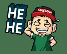 Bro Gaul: Fun Pack (Animated) sticker #14257321