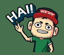 Bro Gaul: Fun Pack (Animated) sticker #14257325