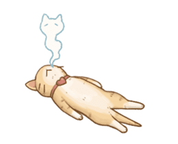 Cat's Lifestyle-Move!(Chinese Ver.) sticker #14267878