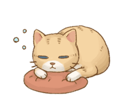 Cat's Lifestyle-Move!(Chinese Ver.) sticker #14267879