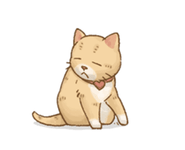 Cat's Lifestyle-Move!(Chinese Ver.) sticker #14267884