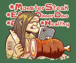 Prehistoric Stone Age Era sticker #14277275