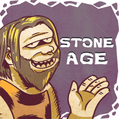 Prehistoric Stone Age Era