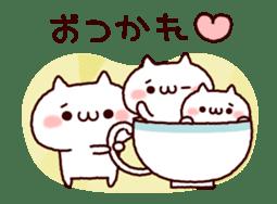 Cat organizations animation! sticker #14284431