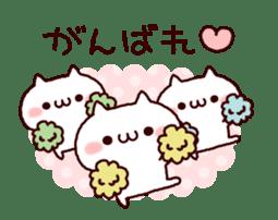 Cat organizations animation! sticker #14284432
