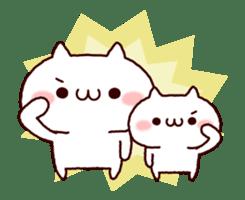 Cat organizations animation! sticker #14284438
