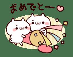Cat organizations animation! sticker #14284442