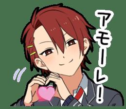 Kansai dialect boy vol.3 sticker #14288293