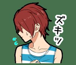 Kansai dialect boy vol.3 sticker #14288311