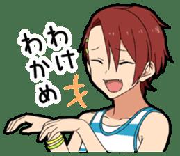 Kansai dialect boy vol.3 sticker #14288312
