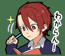 Kansai dialect boy vol.3 sticker #14288319