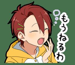Kansai dialect boy vol.3 sticker #14288324