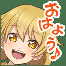 SEN-GOKU-SHI sticker #14289993