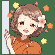SEN-GOKU-SHI sticker #14290017