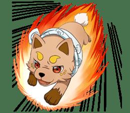 SEN-GOKU-SHI sticker #14290028
