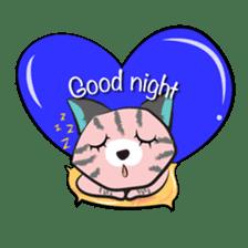 Bubu the Cat Chat Stickers sticker #14304902