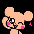 Cute movement bear