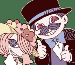 Baron Ham & Ms.Iwasake sticker #14307056