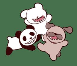 Baron Ham & Ms.Iwasake sticker #14307067